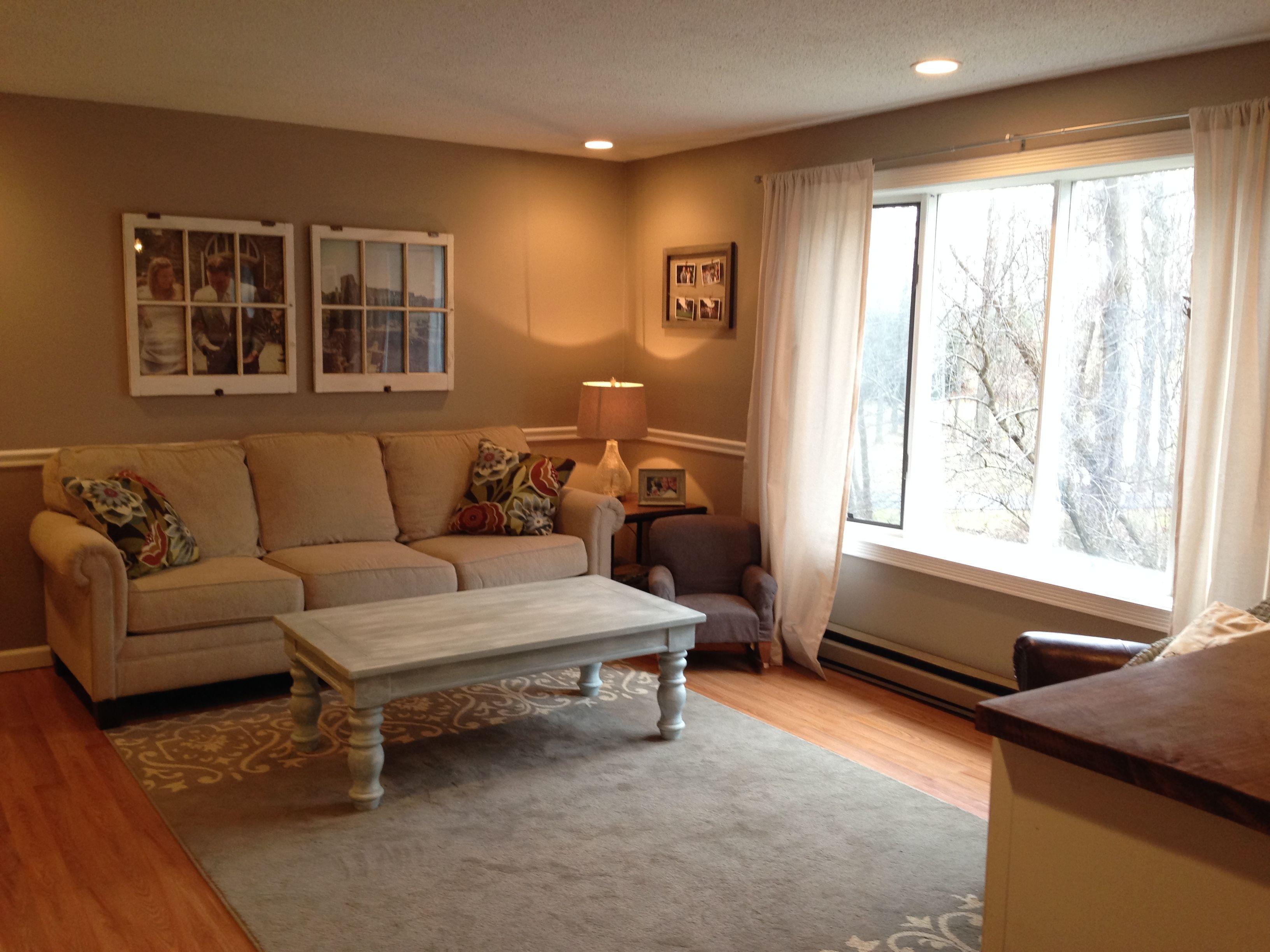 Split Level Ranch Living Room Decorating Ideas