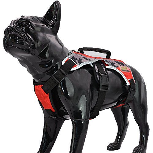 Escape Proof Dog Harness For Outdoor Walking Hiking Multiuse