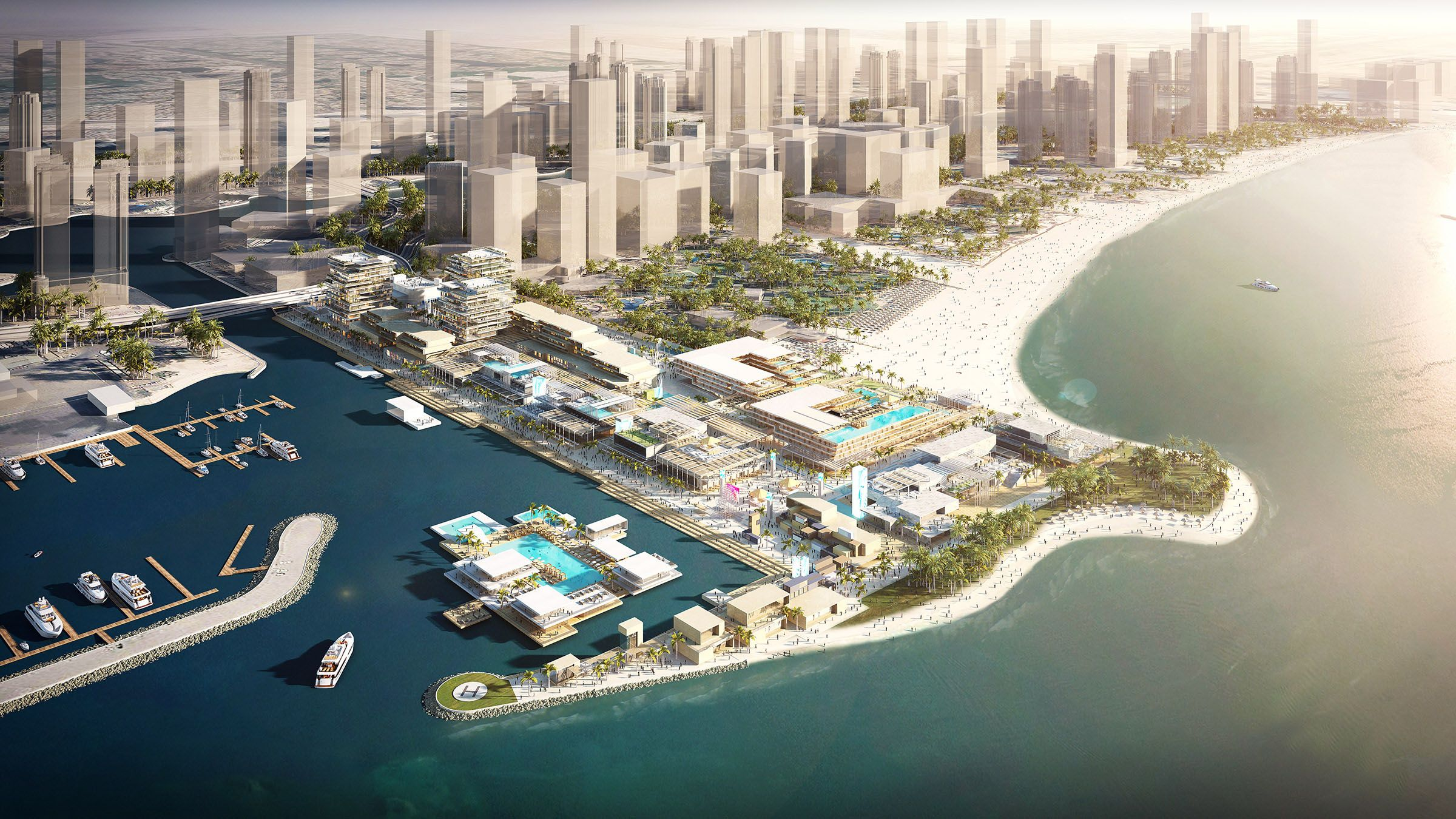 10 Design - Waterfront Mixed Use Development Masterplan