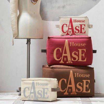 Housse de protection et rangement à zip House Case BENSIMON ...
