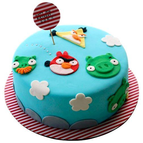 Free UK Delivery On All Cakes With Each Cake Handmade To Order Book Your Angry Birds Easily Online Or Call Us 01753 374 726