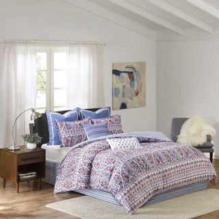 Elegant Echo Design Comforter Set