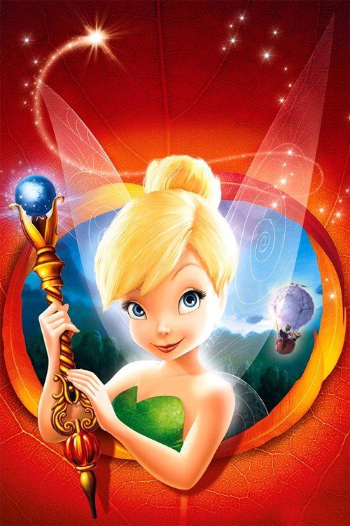 Tinkerbell Background Fond D Ecran Princesse Disney Fees Disney