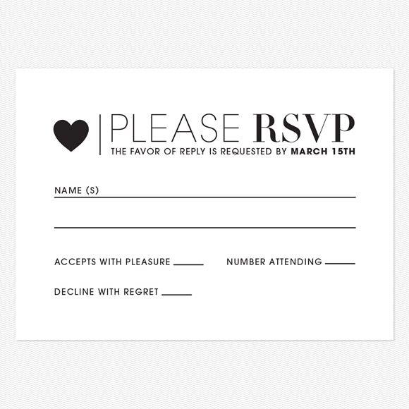 wedding response card wording online rsvp Fieldstation