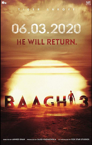 Baaghi 3 2020 Full Movies Download Full Movies Download Movies