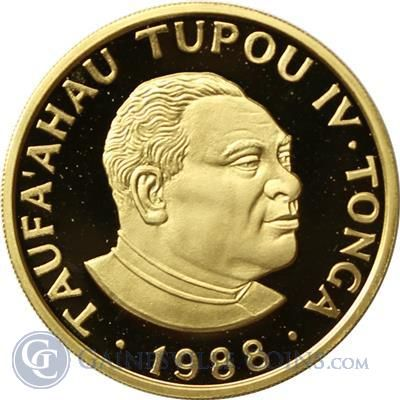 1988 Tonga 1 2 Oz Proof Gold Goldankauf Haeger De Gold And Silver Coins Buy Gold And Silver Silver Coins