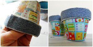 2 ideas bonitas para reciclar la ropa que tenemos en casa | Manualidades