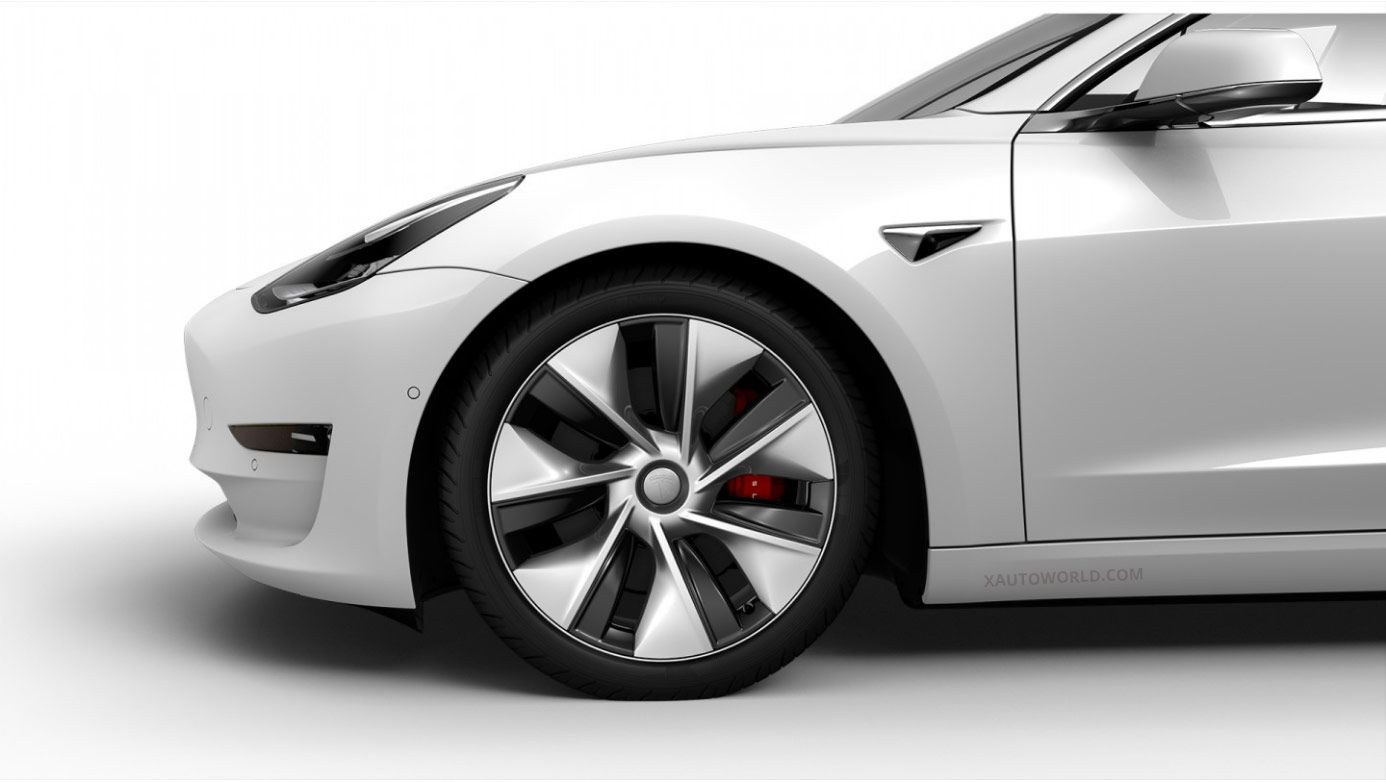 Tesla Opens Model 3 Configurator For Public In China And Europe Tesla Hot Rods Cars Muscle Tesla Model