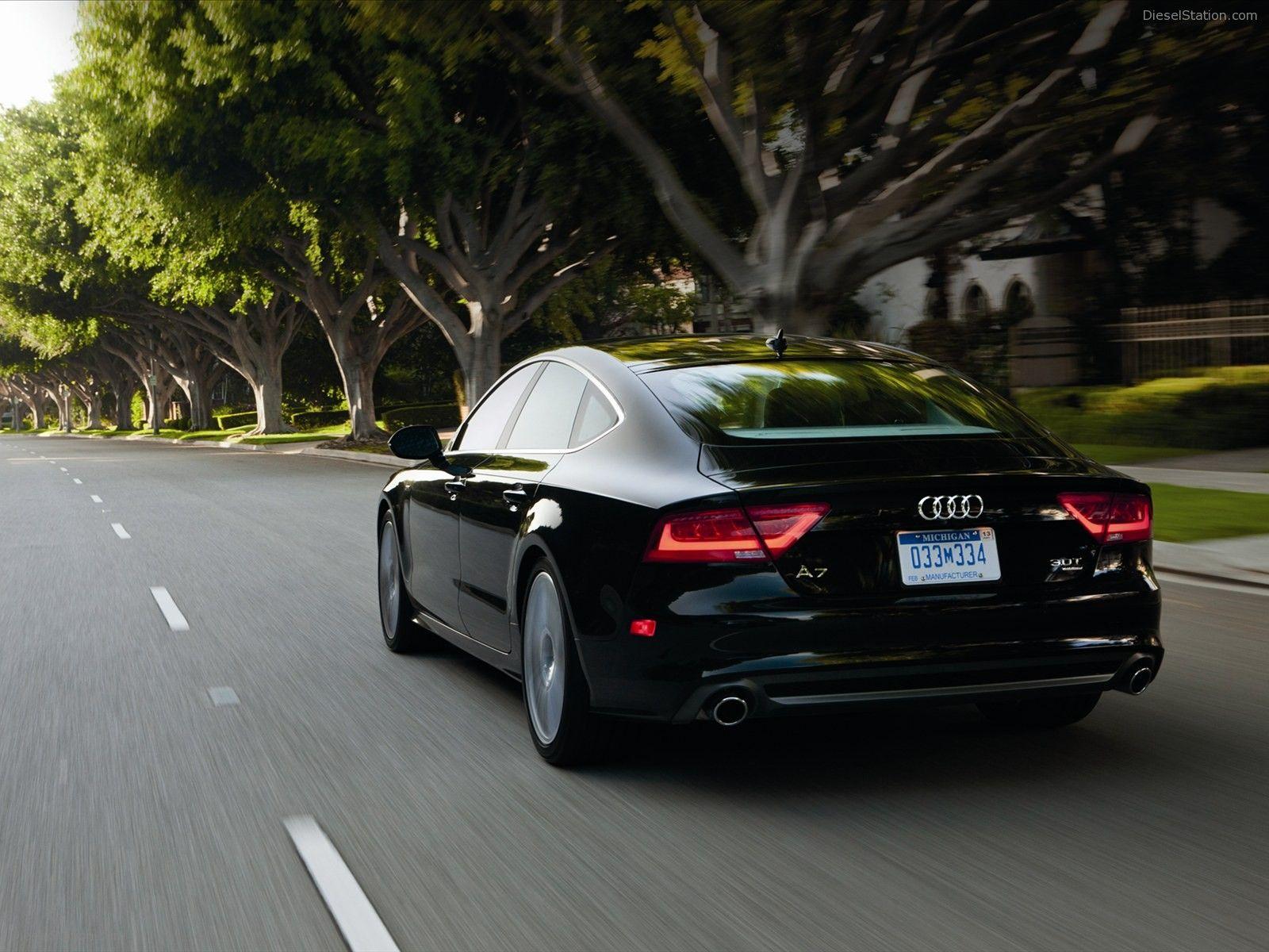 Amazing Crni Audi A7 Wallpaper Hd Pozadine Wallpaper Pinterest