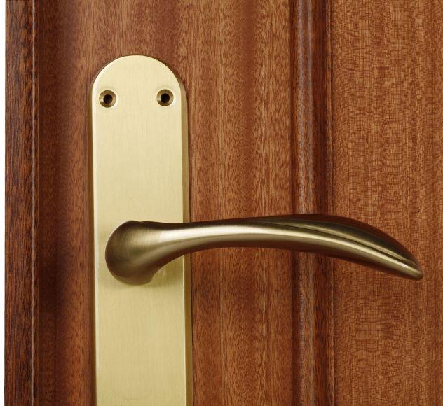 Manivelas para puertas de interior | Puertas y pomos de puertas ...