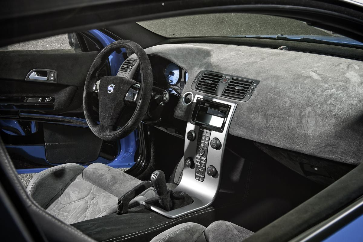 Volvo C30 Polestar Concept Interior Volvo C30 Volvo Volvo C70