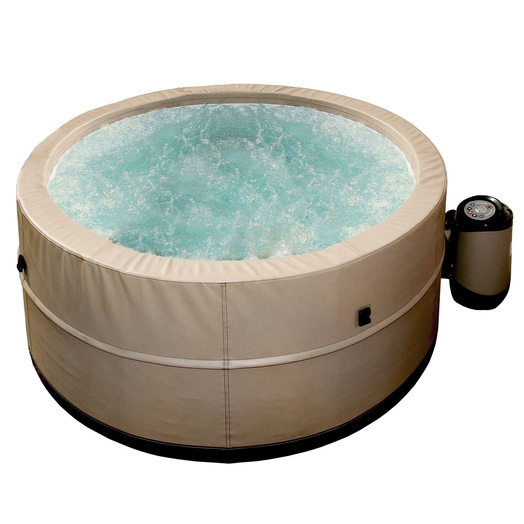 grand oasis 5 person 88 jet foam wall portable spa products