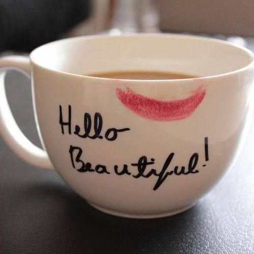 Goodmorning beautiful❤ Good morning honey