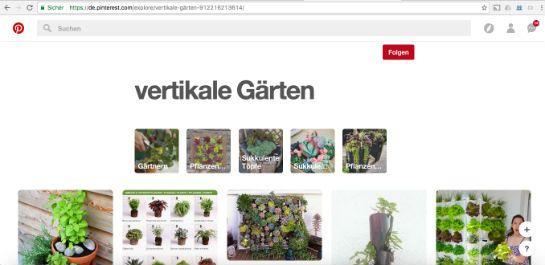 344 Prozent Sichtbarkeitswachstum So Wurde Pinterest Zum Seo Champion Champion Pinterest Vertikaler Garten