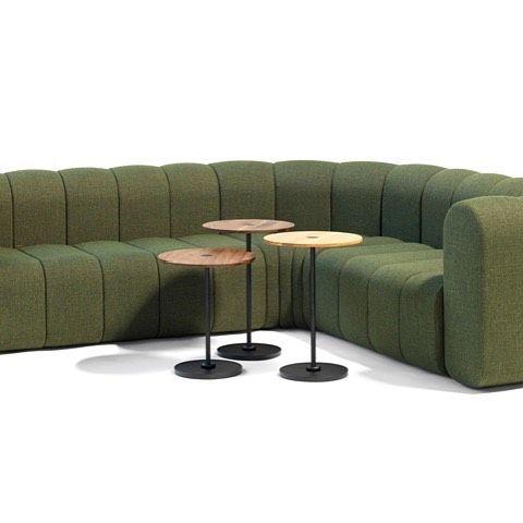 Blå Station flexible sofa by Thomas Bernstrand and Stefan Borselius #BlåStation #flexible #sofa #ThomasBernstrand #StefanBorselius #modular #furniture