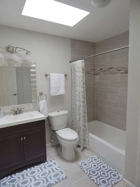 Simple Upstairs bath ideas Pinterest Bath ideas and Bath