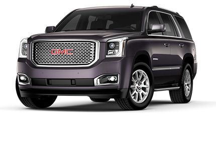 New GMC Yukon Full Size SUV Vision Board