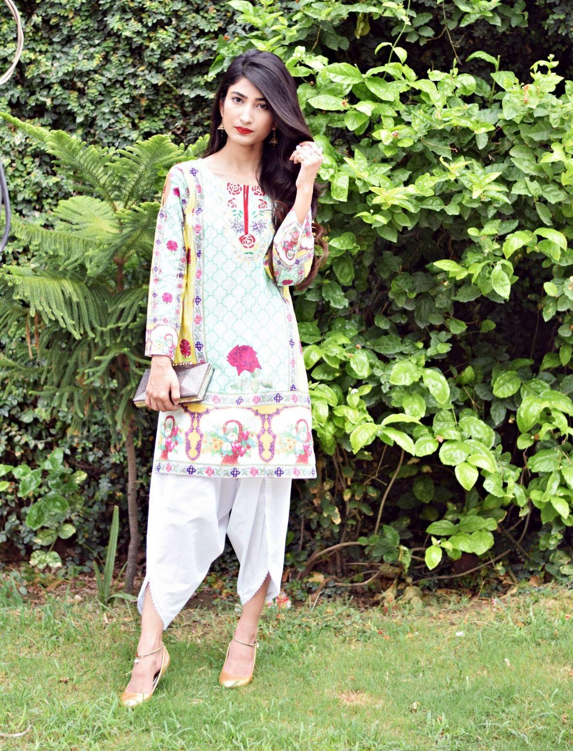 Latest Trend Of Tulip Pants In Pakistan 2017 Designer ...