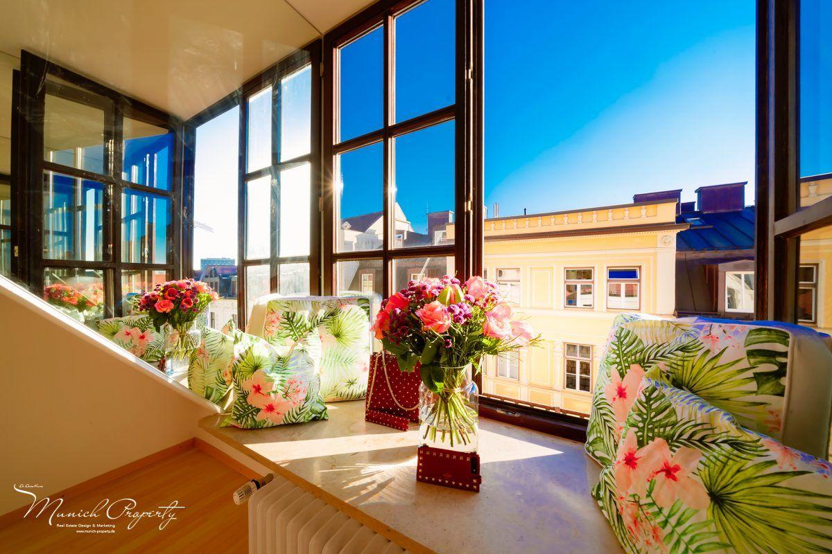 3 Zimmer Wohnung Munchen City Im Hackenviertel 3 Zimmer Wohnung 5 Zimmer Wohnung Und Wohnen