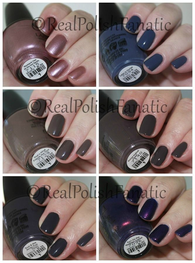 OPI Iceland Collection - Part 2   Beauty   Pinterest   OPI, Iceland ...