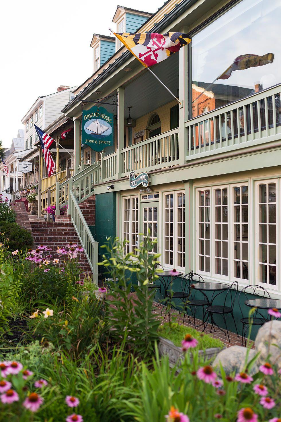 Bayard Housem Resturant Chesapeake City Vacation Restaurants Pretty Places