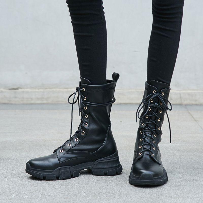 Chiko Braiden Combat Boots Sneakers