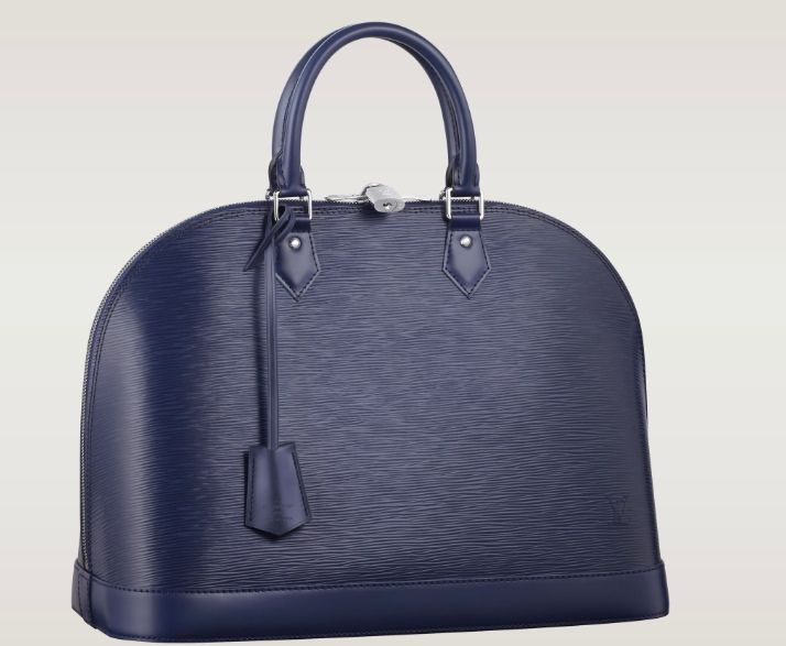 Louis Vuitton Alma (Indigo)