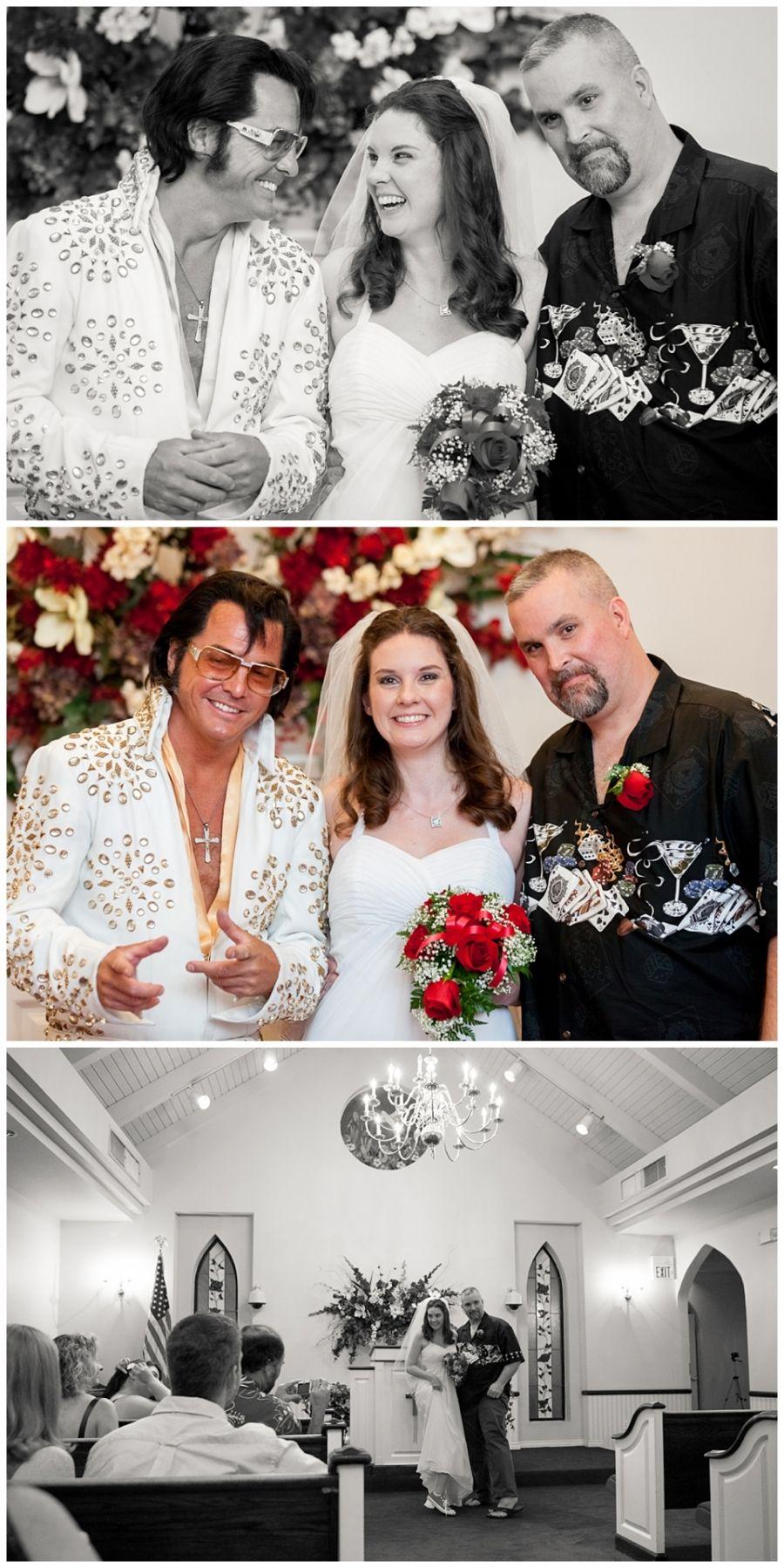 An Elvis Wedding in Las Vegas! Elvis wedding, Vegas