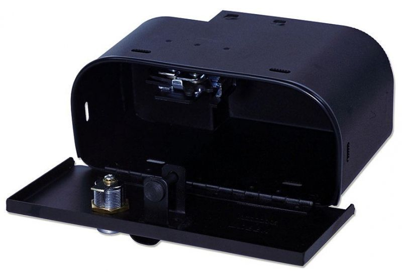 Tuffy 035 01 Secure Glove Box Safe In Black For 76 86 Jeep Cj