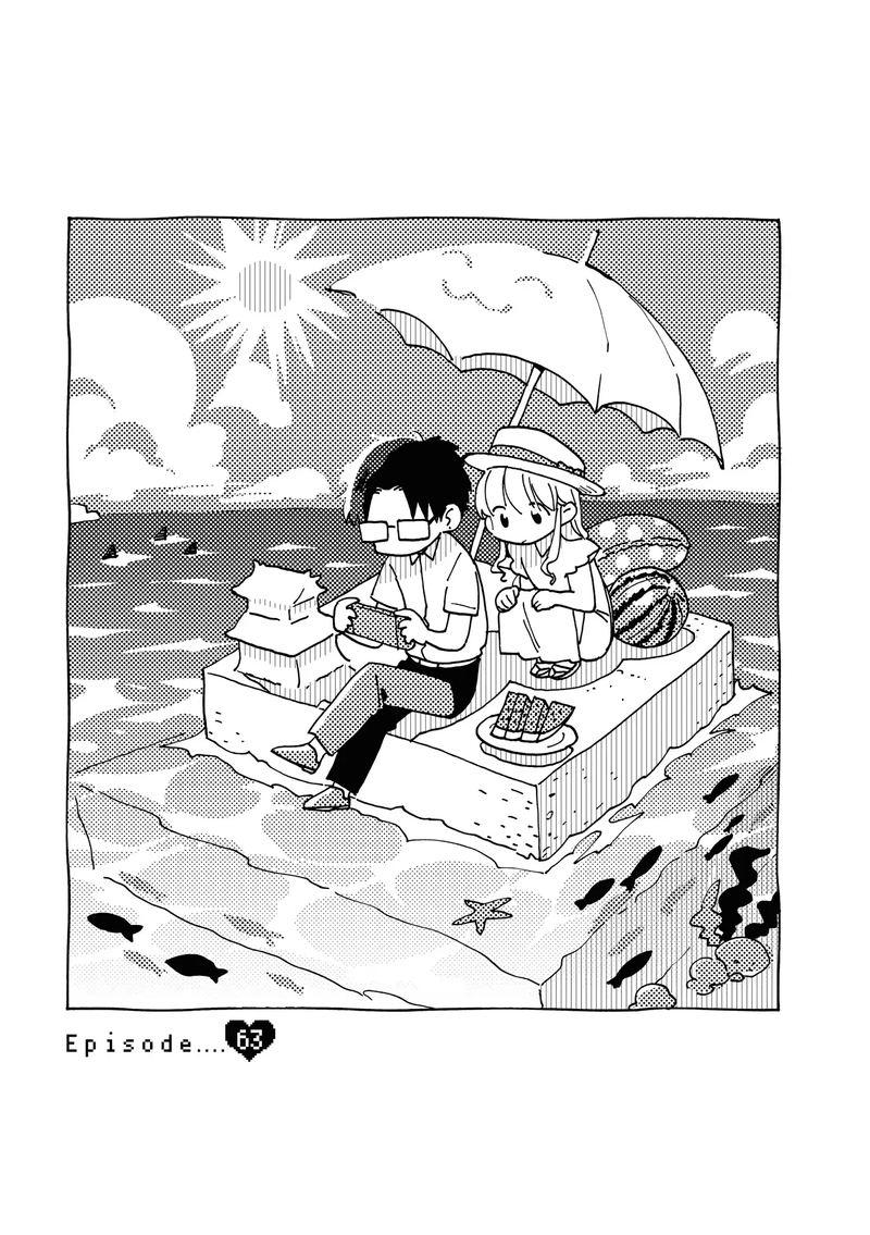 Read Wotaku Ni Koi Wa MuzukashII Chapter 63