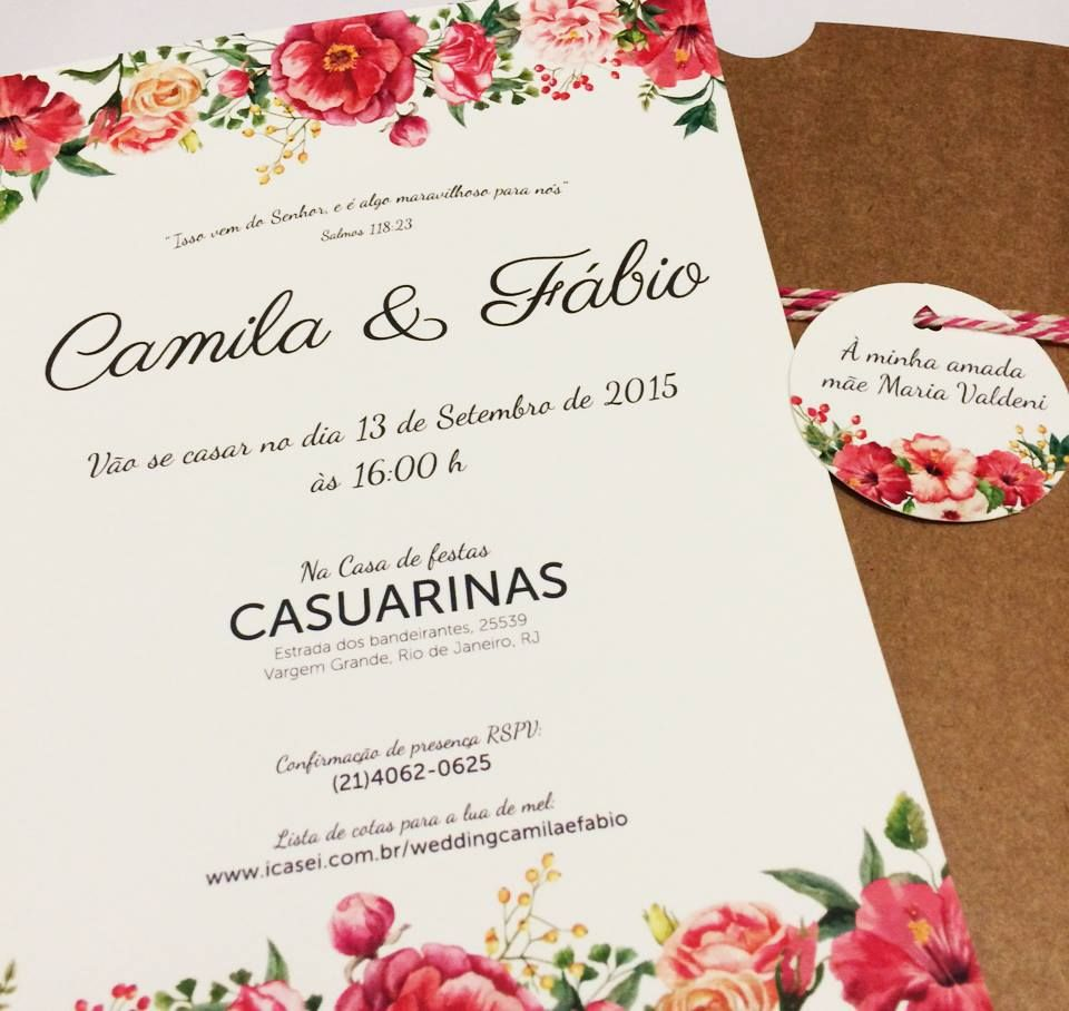 Pin By Mariana Ambros On Convite Pinterest Wedding Card Wedding