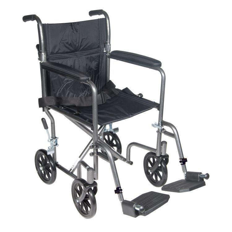 Drive Medical Wrangler Ii Drive Medical Basic Transport Wheelchairs Transport Wheelchair Transport Chair Wheelchair