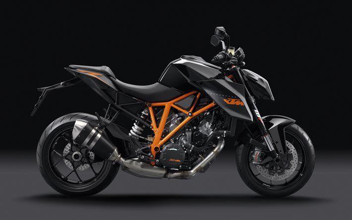 KTM 1290 Super Duke 2017 4k new motorcycles KTM