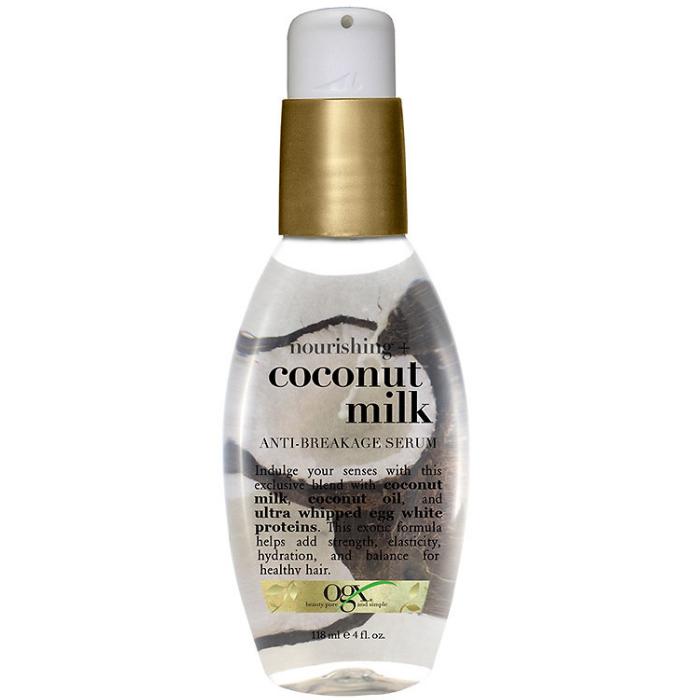 Nourishing Coconut Milk AntiBreakage Serum in 2020 Ogx