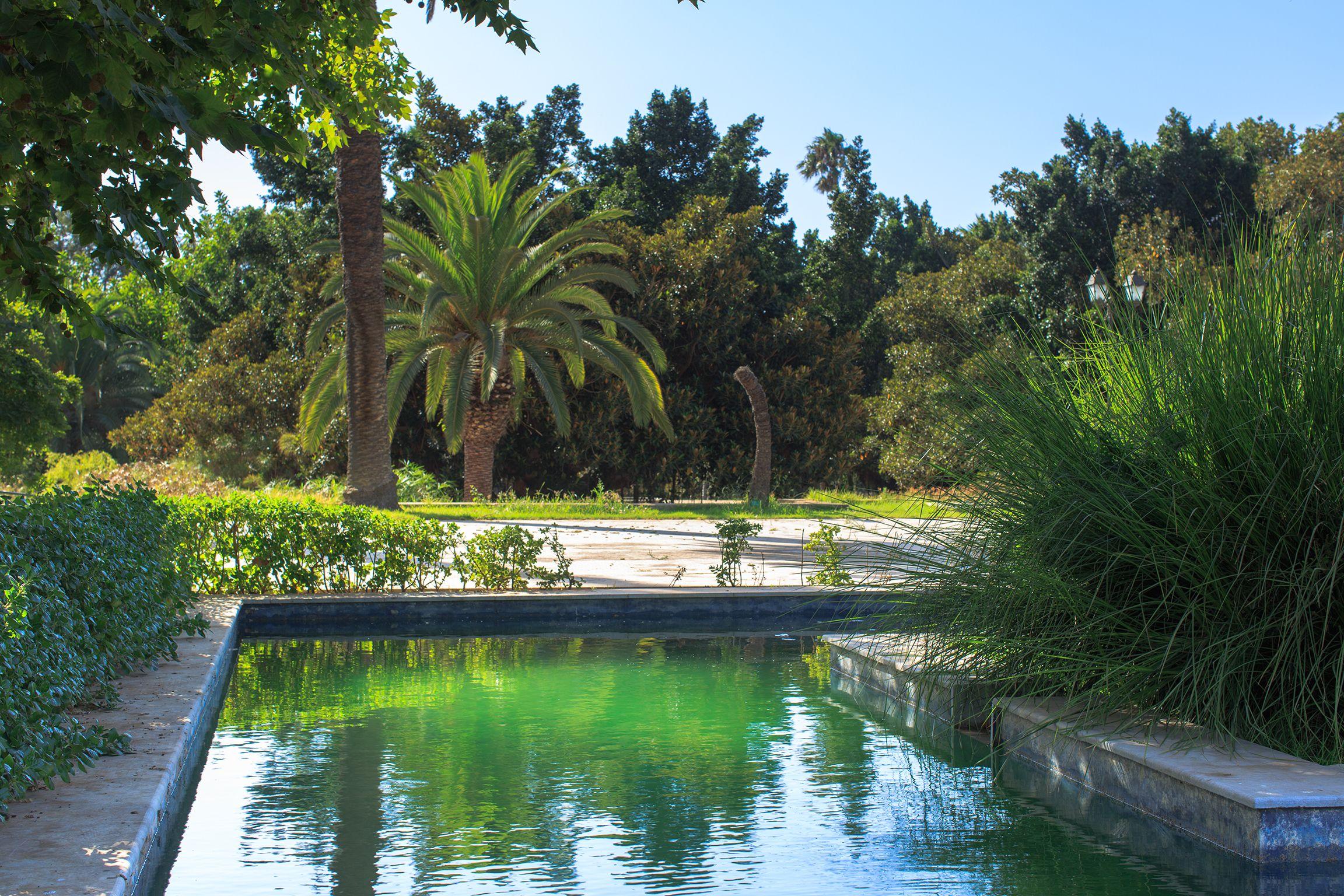 Rabat ville jardin avec la participation de Mounia Bennani