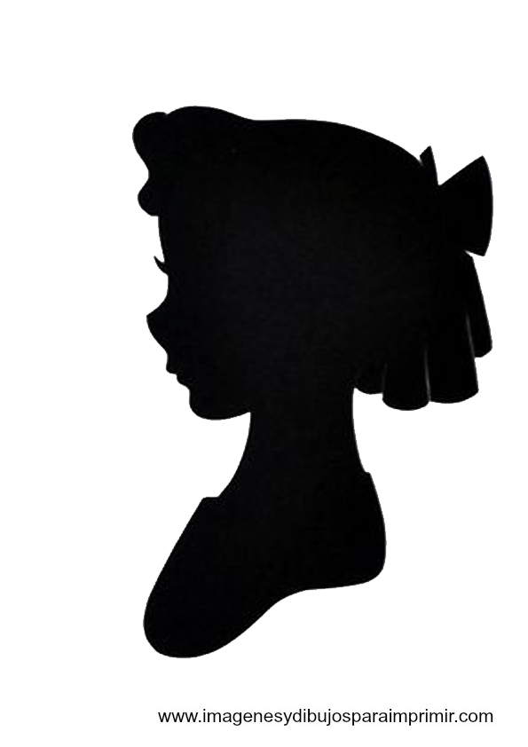 Wendy Disney Printable Silhouettes Papercrafts Pinte