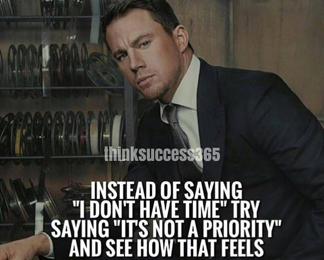 Success Quotes: Time Vs Priorities
