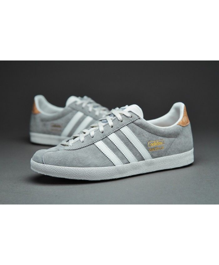 Adidas Originals Gazelle Trainers Grey