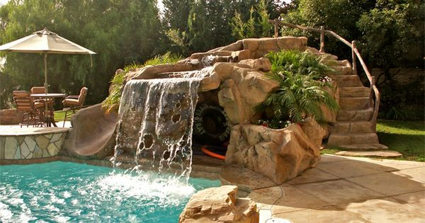 Cool Pools With Caves   Google Zoeken | Pool Ideas | Pinterest | Backyards,  Rock
