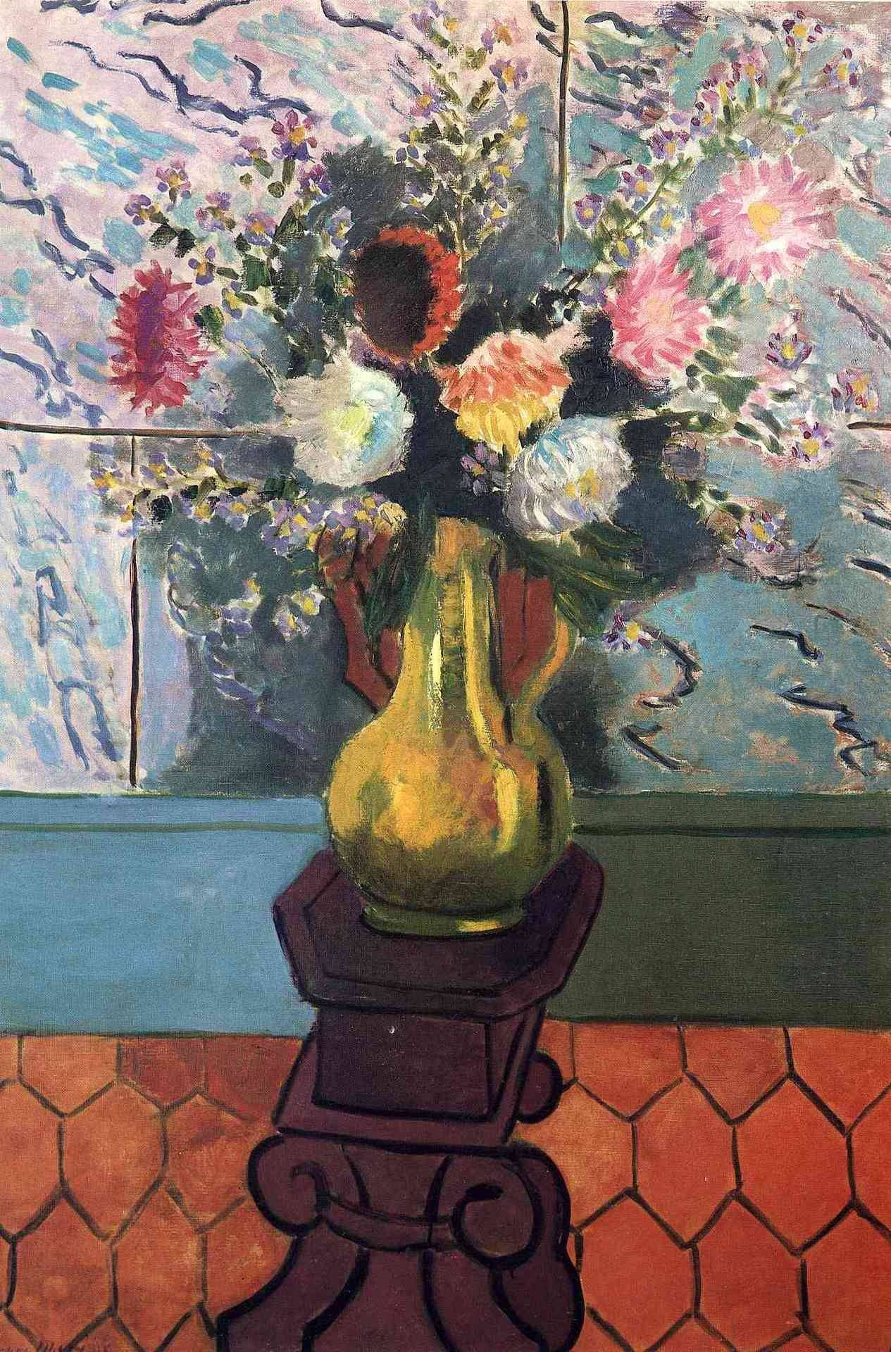 Henri Matisse   Art de matisse, Peintures picasso, Comment ...