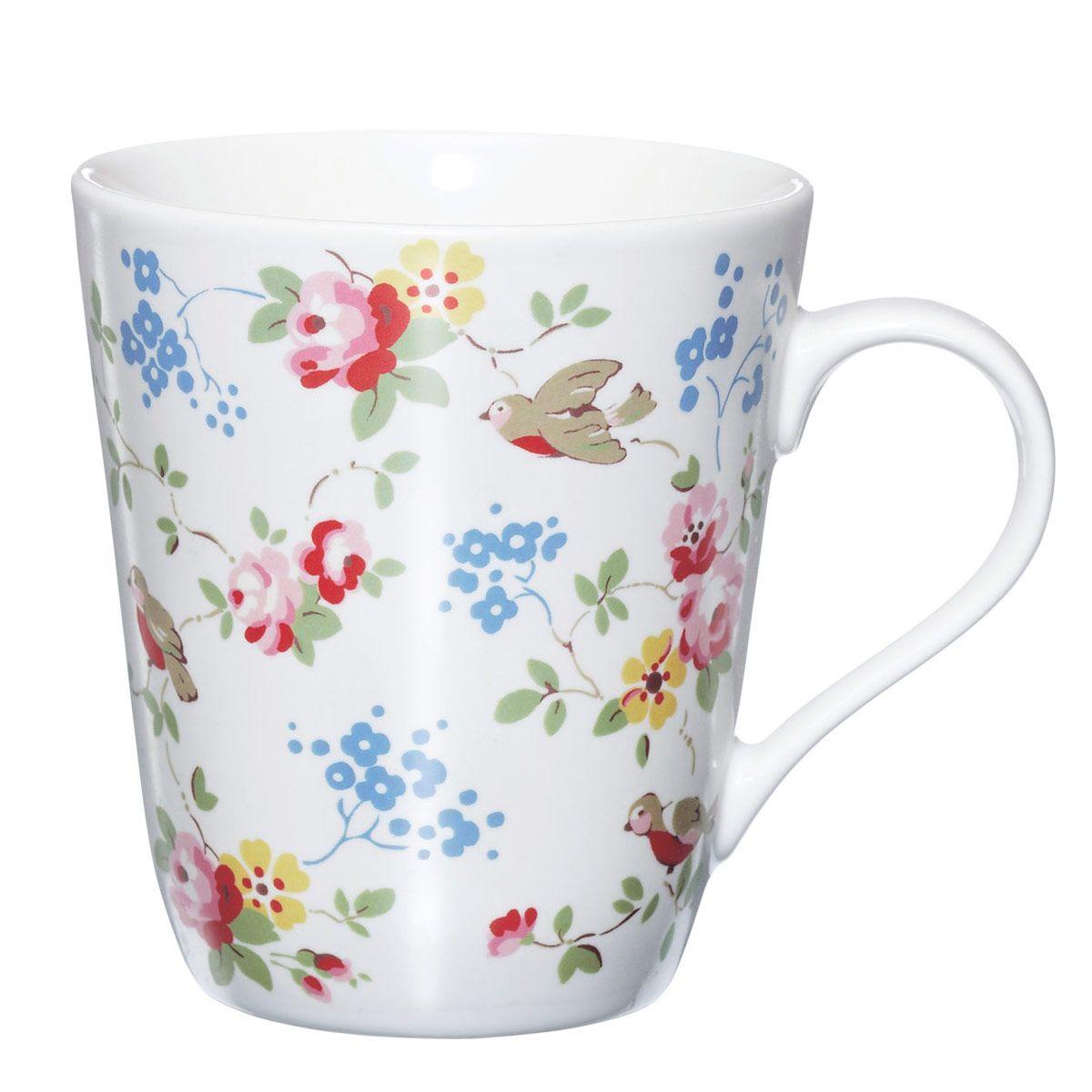 Bird Stanley Mug   CathKidston