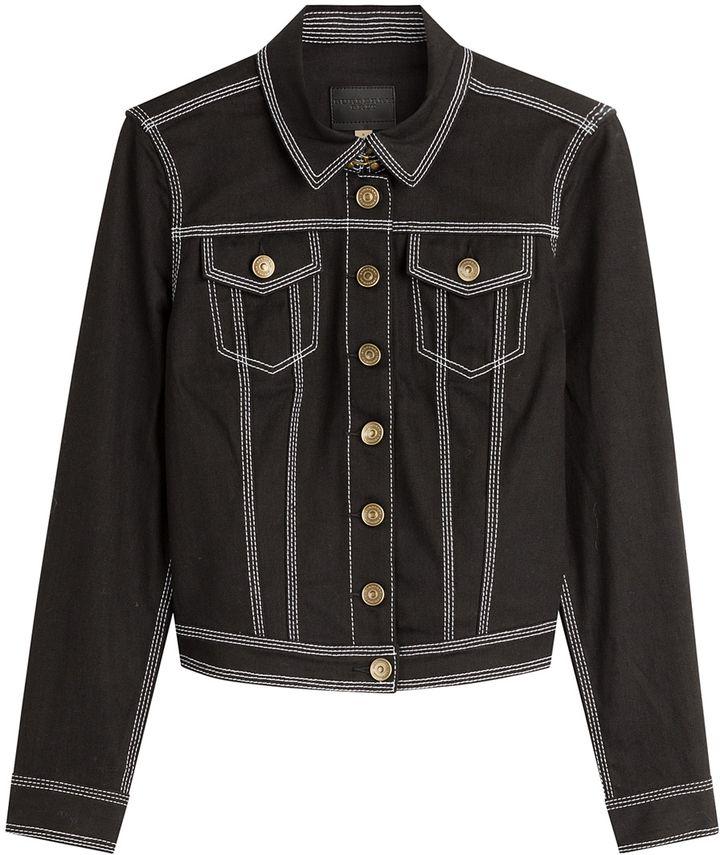 Burberry London Denim Jacket   Women Jacket Denim   Pinterest ... 4e194059f92