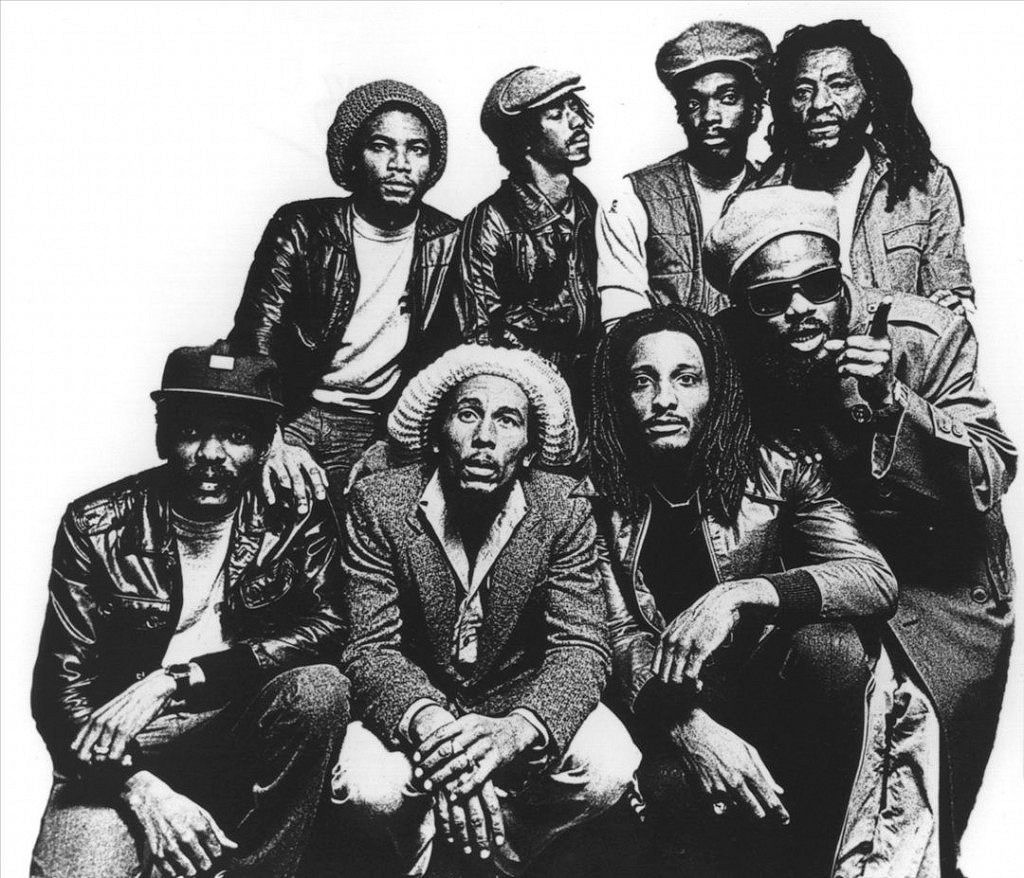 Bob Marley vs. Lee Scratch Perry