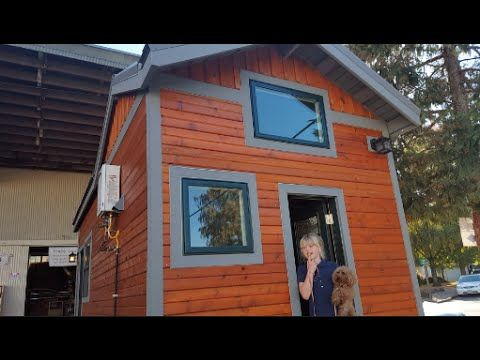 A Tiny House for Non-Builders Tiny houses Pinterest Tiny