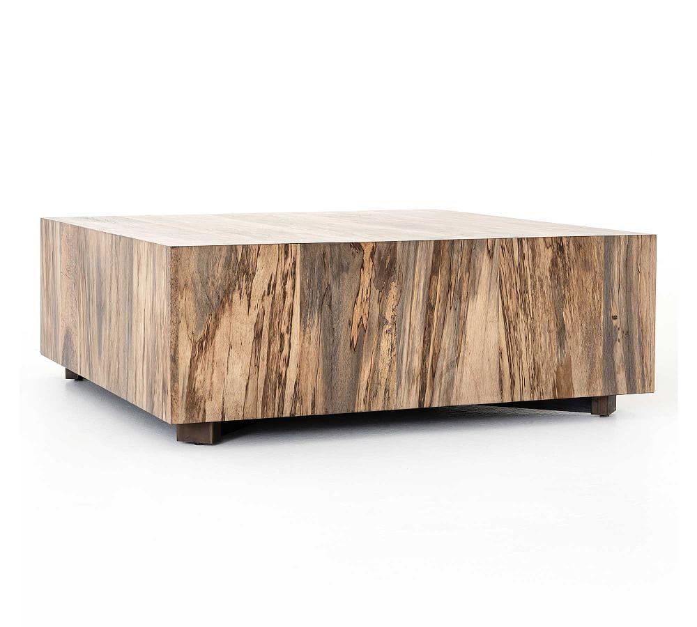 Terri 40 Cube Coffee Table In 2021 Coffee Table Wood Reclaimed Wood Coffee Table Coffee Table Square