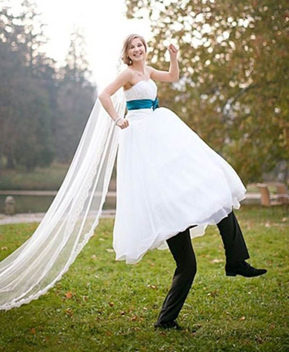 Wedding Picture Fails