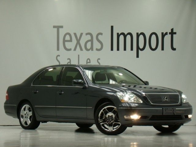 2006 ls430 for sale 2002 lexus ls430 clean carfax report fully loaded ultra luxury. Black Bedroom Furniture Sets. Home Design Ideas
