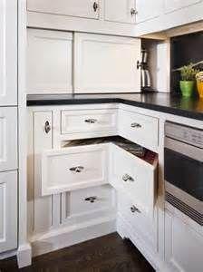 Best Of Corner Drawer Kitchen Cabinet