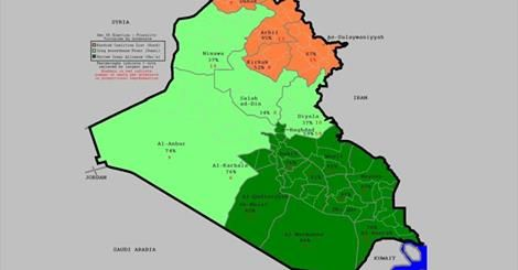 osCurve   Contactos : División de Irak, condición de EEUU para acabar co...