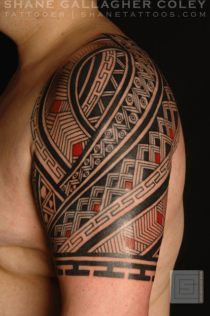 shane tattoos grafismo indigena half sleeve ink pinterest shane tattoo tattoo shoulder. Black Bedroom Furniture Sets. Home Design Ideas